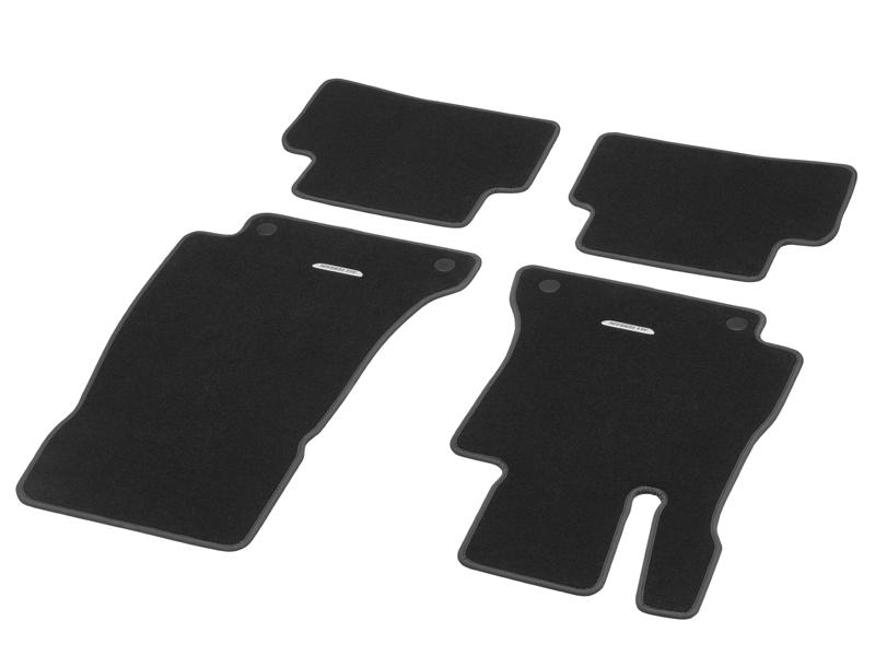 Tapis en velours CLASSIC, jeu, 4 unités, All-Terrain
