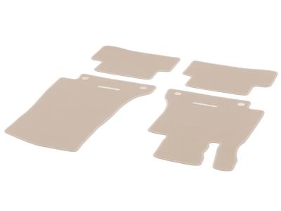 Tapis en velours CLASSIC, jeu, 4 unités