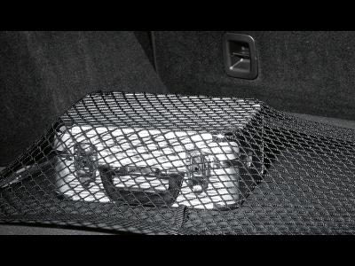 Filet à bagages, Plancher du coffre