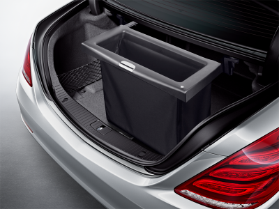 Rangement coffre EASY-PACK Mercedes Classe S 222