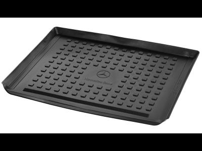 Bac de coffre, bords plats, avec plancher de chargement incliné