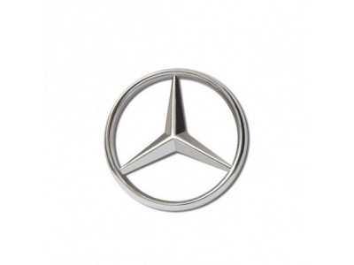Mercedes s203 Elegance boutons manchette Set avec Poignée jusqu/'à l/'année de construction 04 pommeau