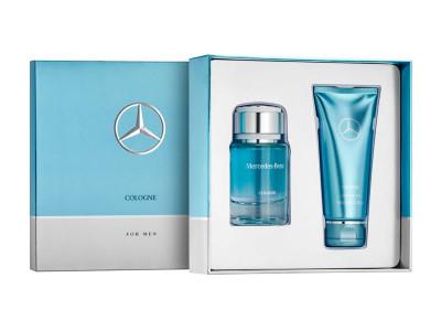 Coffret Parfums Mercedes-Benz Cologne, Jeu de 2, 75 ml