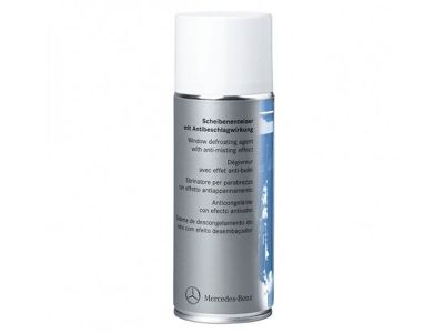 Spray dégivreur avec effet anti-buée 400 ml Mercedes-Benz