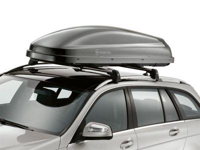 Barres de toit CLA Coupé Mercedes WDD117