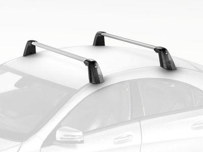 Barres pour rampes de toit Classe C Berline Mercedes WDD205