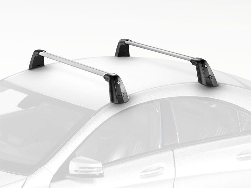Barres pour rampes de toit Classe C Coupé Mercedes WDD205