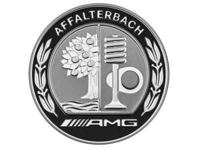 Cache-moyeu AMG, avec blason AMG unité