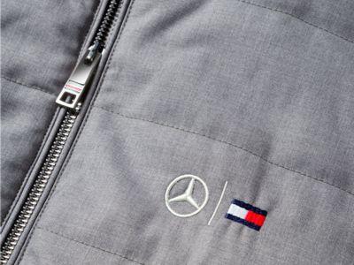 Gilet bleu Mercedes-Benz Classic