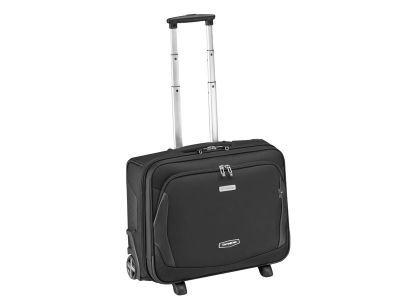 Valise spinner 40 cm petite pilote édition X'Blade by samsonite Mercedes