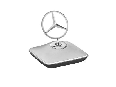 Presse-papier argent Mercedes-Benz
