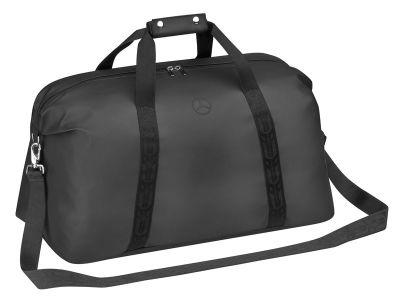 Petit sac de voyage noir Mercedes