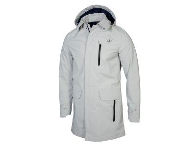 Manteau Blanc Mecedes-Benz pour Homme