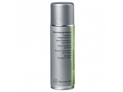 Spray protection pour capote souple de cabriolet (sauf CLK) 250 ml