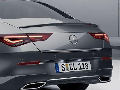 Déflecteur arrière CLA Coupé W118 Mercedes-Benz d'origine