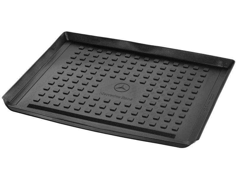 Bac de coffre- bords plats- avec système de chargement en longueur origine Mercedes-Benz