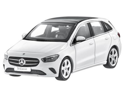 Modèle réduit Mercedes Classe B Progressive W247 - 1/43ème