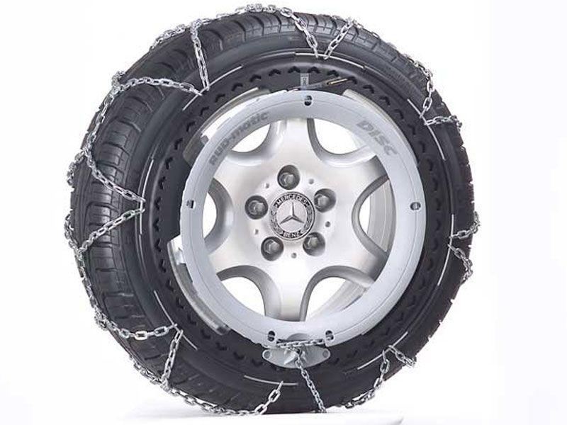 Chaîne à neige Mercedes Classe C W204 205/55 R16 RUD-matic DISC