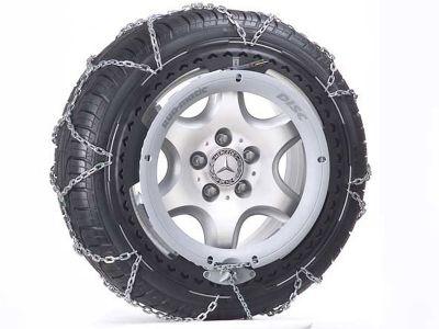 Chaîne à neige Mercedes Classe E W207 205/55 R16 RUD-matic DISC