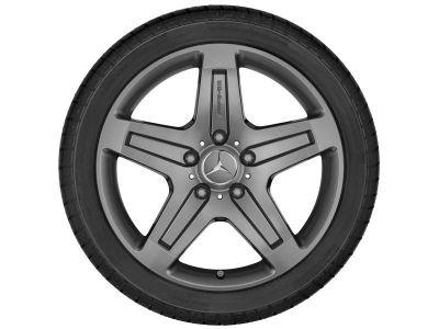 Jante AMG Mercedes Classe G W463 - 9,5 J x 19 pouces ET 50