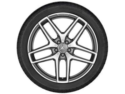 Jante AMG Mercedes GLE W292 - Essieu Avant - 10 J x 21 pouces ET 52,5