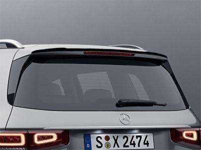 Déflecteur de toit, Finition prête à peindre, Mercedes GLB