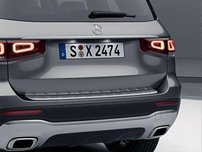 Baguettes décoratives hayon arrière Finition carbone « Carbon-Style » GLB SUV