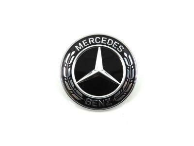 Etoile de capot sigle Mercedes