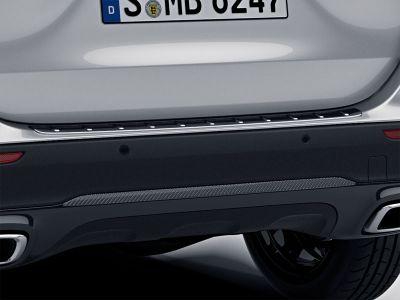 Baguette décorative du hayon arrière - Finition Carbone - GLA SUV 247