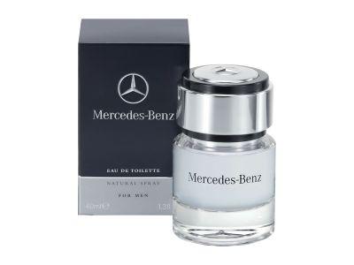 Parfum Hommes Mercedes avec vaporisateur 40 ou 75 ml