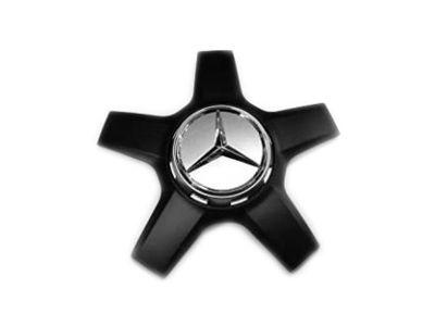 Enjoliveur étoile de roue Mercedes-Benz