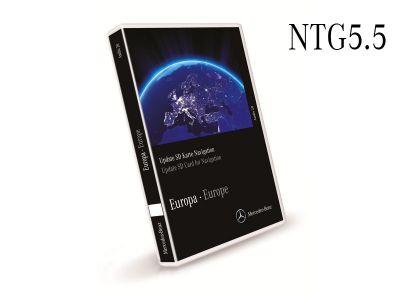 Mise a jour GPS Carte SD 2020 2021 Audio 20, NTG5.5
