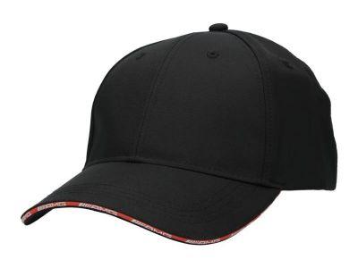 Casquette AMG noir avec liseré rouge