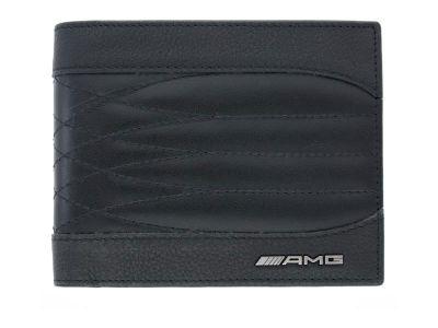 Porte-monnaie AMG en cuir de vachette