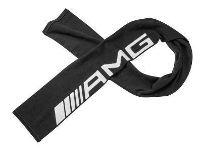 Echarpe noire AMG