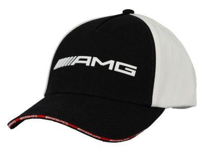 Casquette AMG Noir et Blanc