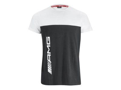 Tshirt noir blanc AMG pour Homme