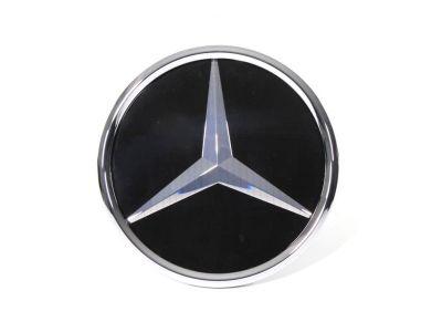 Etoile plaque de calandre Classe C W204 DISTRONIC PLUS Mercedes-Benz