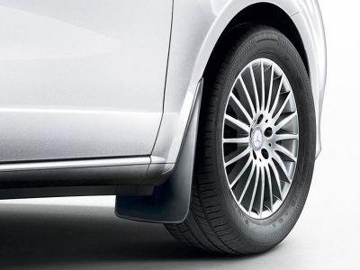 Bavettes, Jeu AVANT Classe V / EQV / VITO / EVITO Mercedes-Benz
