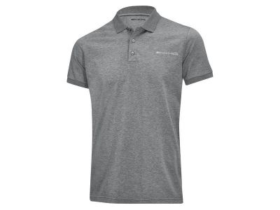 Polo Gris AMG Business pour Homme