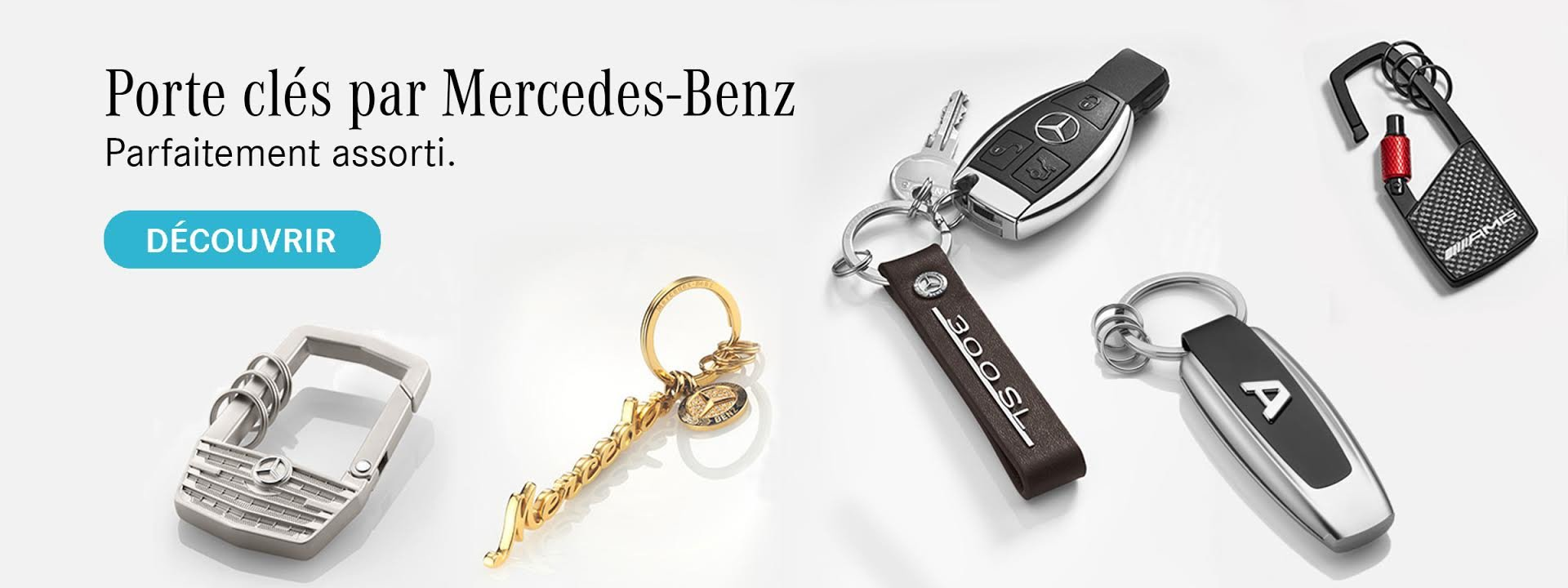 Portes clés - Mercedes-Benz